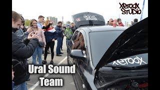 50 000 Ватт звука на авто выставке.