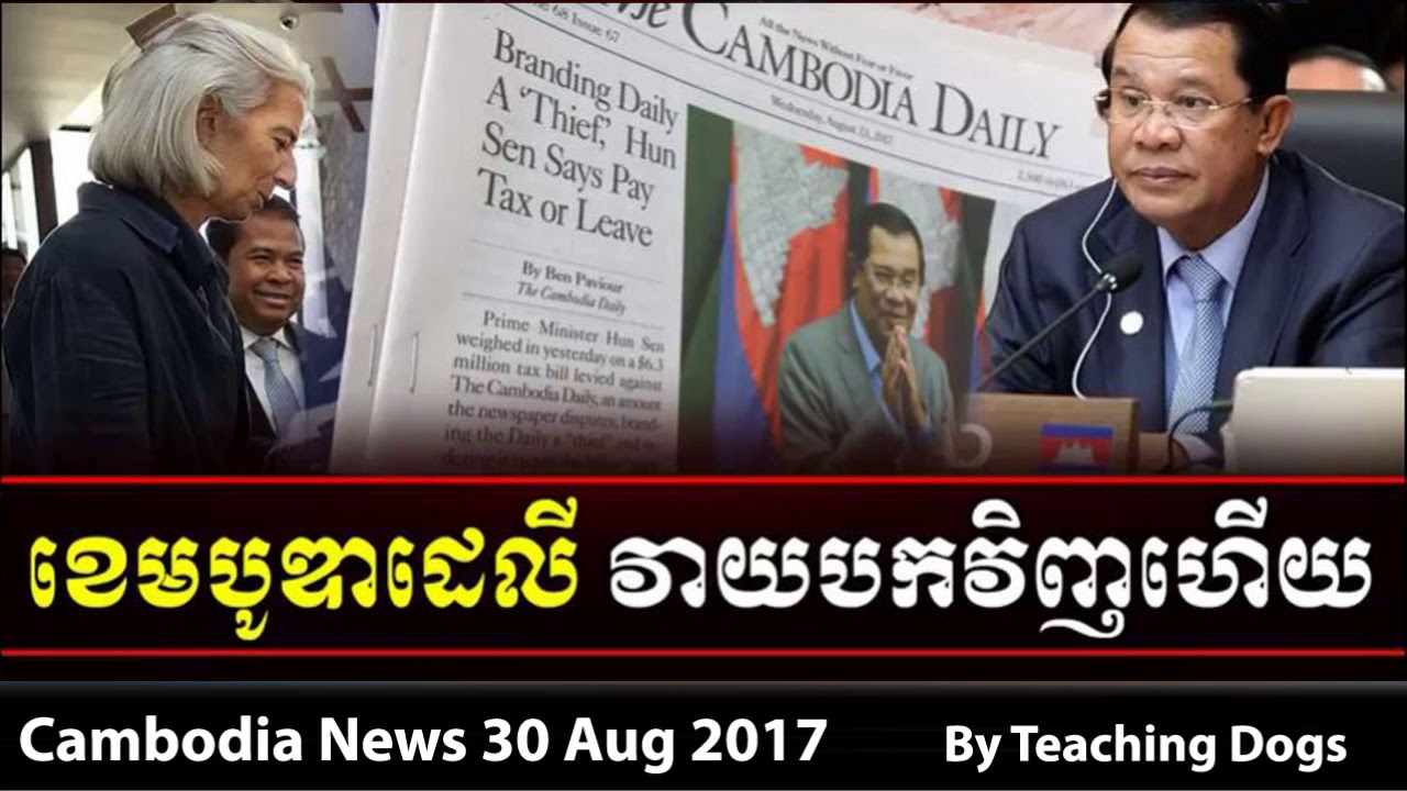 Image result for Voice of Democracy, cambodia, photos