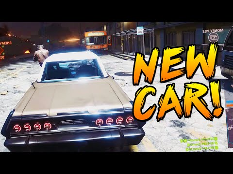NEW LOW RIDER GAMEPLAY! - Battlefield Hardline Criminal Activity DLC