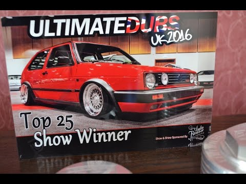 Ultimate Dubs 2016 VW VAG Show