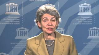 IRINA BOKOVA ON THE INTERNATIONAL DAY OF THE GIRL CHILD