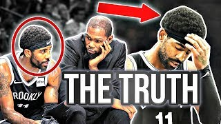 Something is WRONG... The Scary Truth about Kyrie Irving NOBODY is Noticing