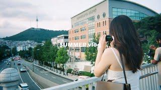 SUMMER vlog.…