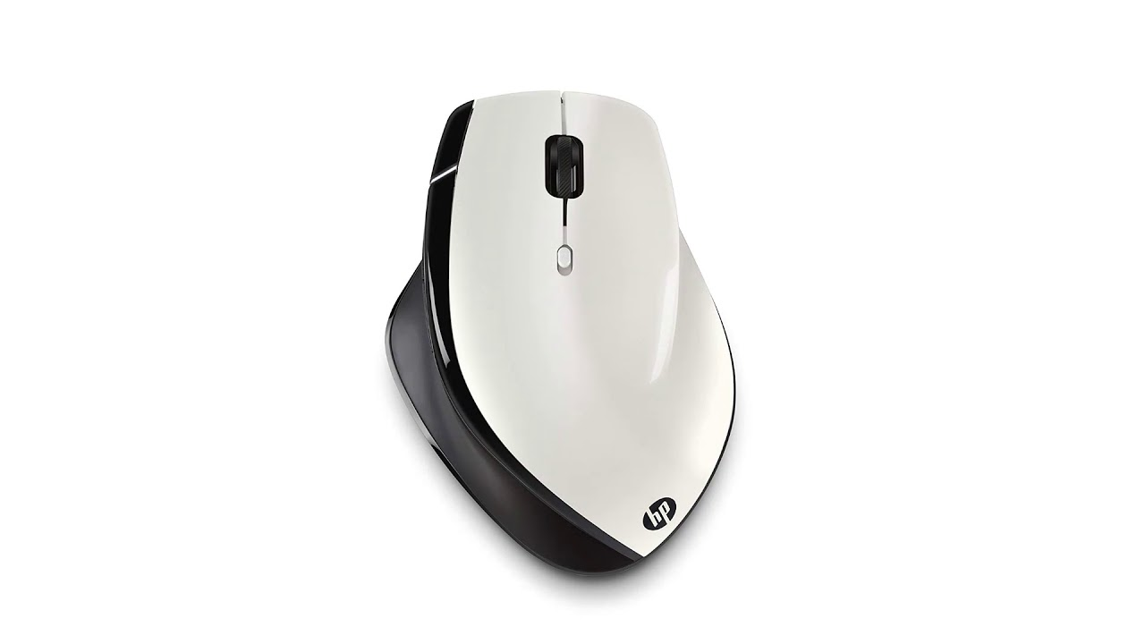 95153f54687 HP X7500 Bluetooth Wireless Mouse Review - YouTube