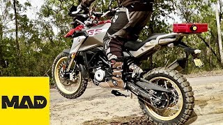 Rally Raid Products BMW G 310GS - build, test, discussion, prep for adventure