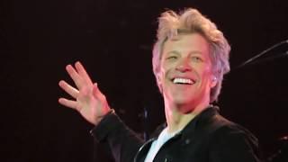 Скачать Bon Jovi Born To Be My Baby MSG 5 9 18