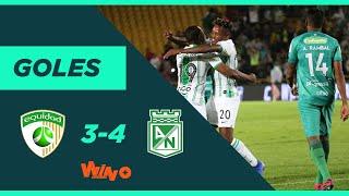 Equidad vs. Nacional (3-4)   Liga BetPlay Dimayor 2020-1   Fecha 2