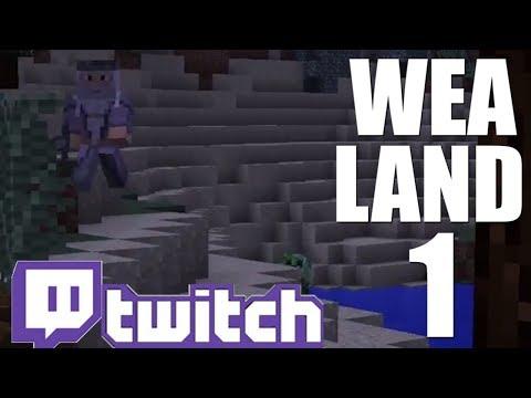 ¡Empezamos otra vez! -WEA LAND #1