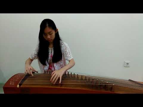 Pendekar Ulat Sutra Guzheng Cover By Michelle