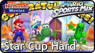 Mario Sports Mix - Sports Mix - Star Cup Hard (Multiplayer)