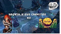 los carritos del droxia xD