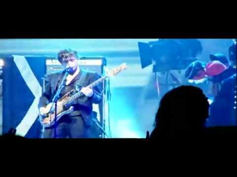 Babyshambles-Killamangiro (live)
