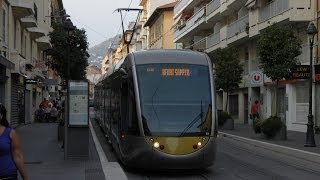 Trams in Nice | Le tramway de Nice [FullHD]