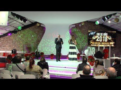Año Nuevo con Miguel Salas, Paco Escudero y The Partners