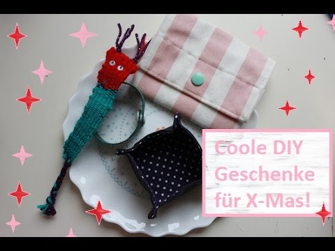 selbstgemachte geschenke f r weihnachten diy xmas ideen youtube. Black Bedroom Furniture Sets. Home Design Ideas