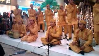 Jibril Marawis Jakarta - Blok M Plaza  Final