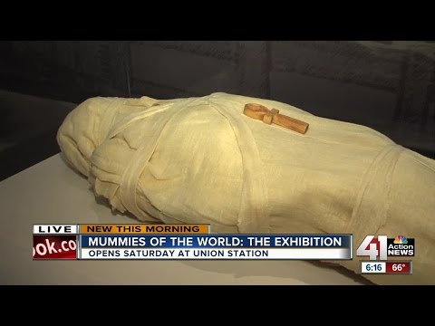 Mummies of the World: The Exhibition comes to Union Station