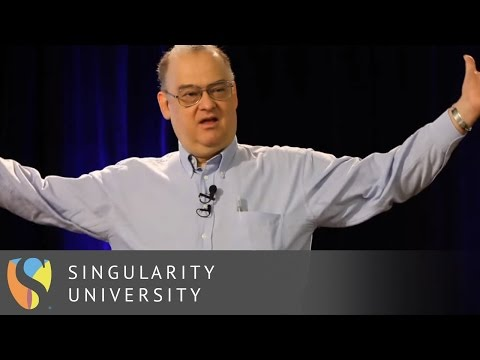 Ralph Merkle, An introduction to Molecular Nanotechnology | Singularity University