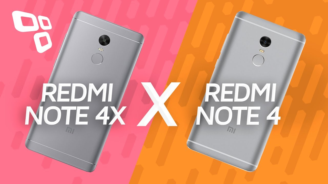 Xiaomi Redmi Note 4 Vs Redmi Note 3: Xiaomi Redmi Note 4X Vs. Redmi Note 4