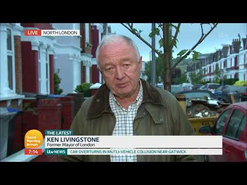 Ken Livingstone Reiterates His Support for Jeremy Corbyn | Good Morning Britain