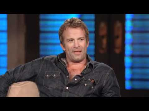 Lopez Tonight Thomas Jane Barefoot and ''Hung'
