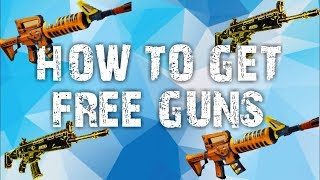 HOW TO GET FREE LEGENDARY SCHEMATIC FORTNITE SAVE THE WORLD