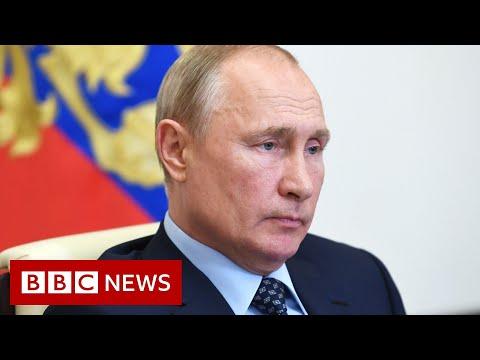 Putin: Russia Passed The Peak Of Coronavirus Infection - BBC News