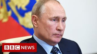 Putin: Russia passed the peak of coronavirus infection - BBC News