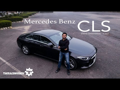 Mercedes Benz CLS 300d | Review | TheRaceMonkey