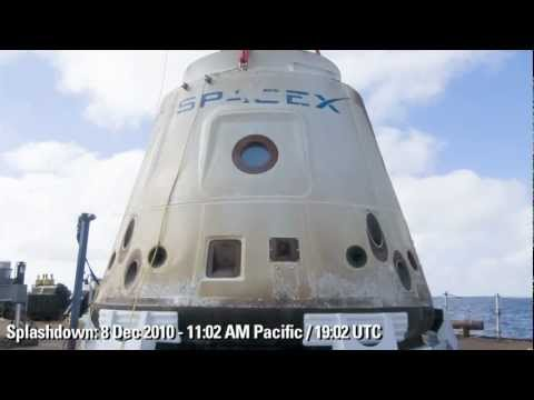 SpaceX - Falcon 9, Flight 2