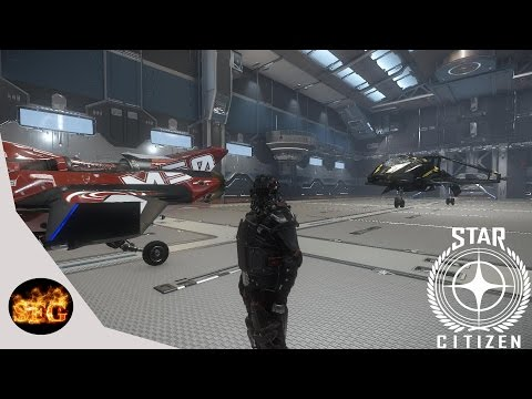 Star Citizen | Free Ships AND Free Money !! Star Citizen Gameplay (Let's Play StarCitizen)