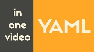 YAML | In One Video