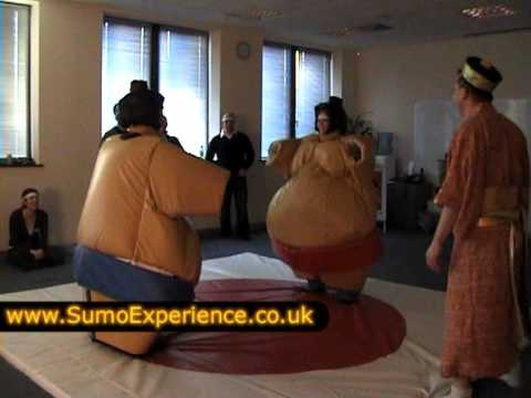 Sumo Experience Team building session