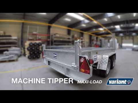 Tipper Trailer | Variant Trailers