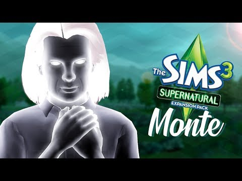 MONTE ????    THE SIMS 3: A DAY IN THE LIFE OF THE SUPERNATURAL