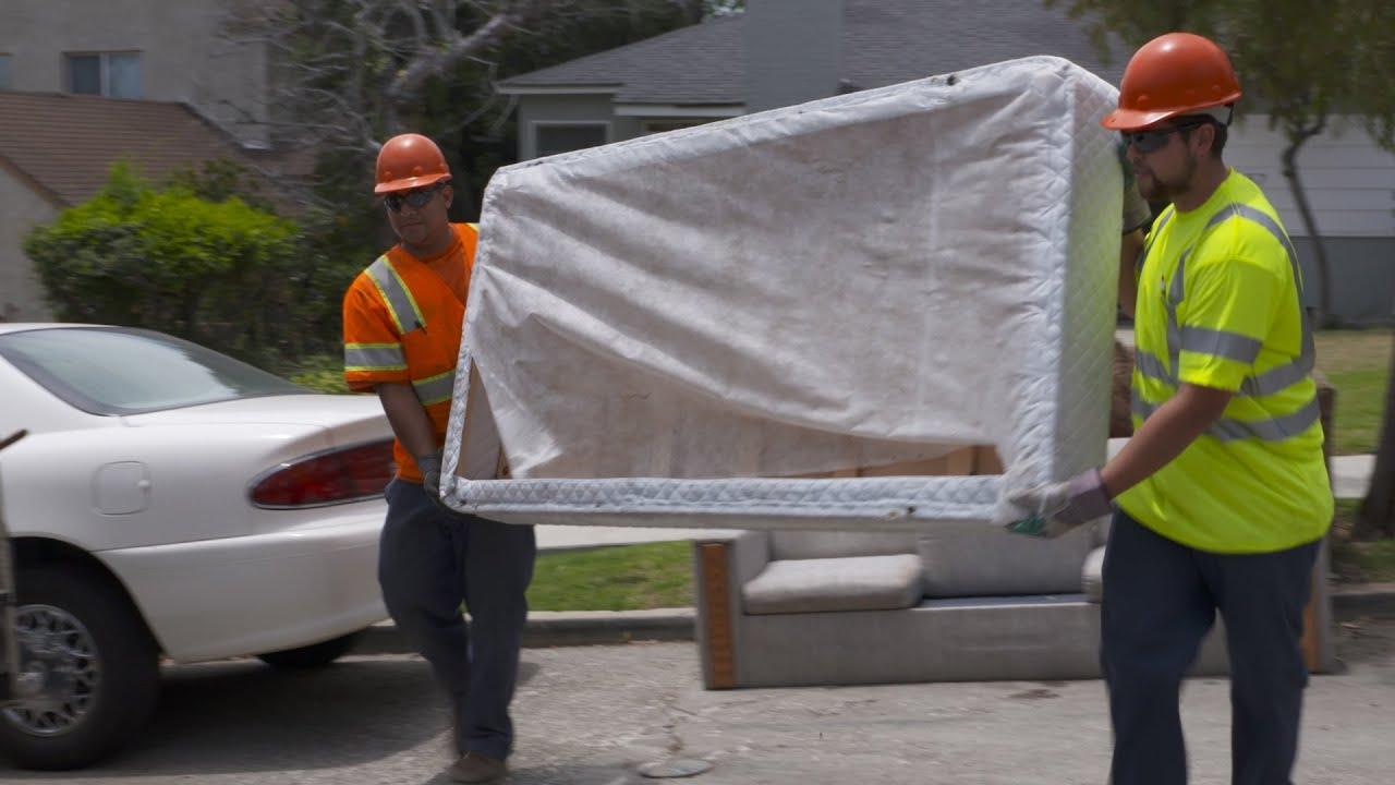 Bulky Item Pickup - City of Glendale