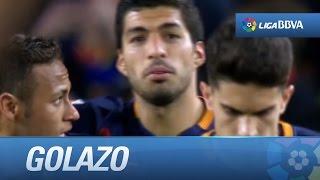Golazo de Luis Suárez (4-0) FC Barcelona - Real Betis