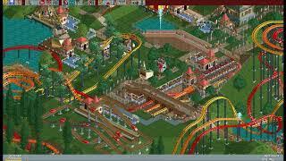 Ni ludu: RollerCoaster Tycoon #12 – Centaŭro
