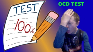 Taking the OCD test!