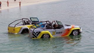 Amphibious Cars in Dubai