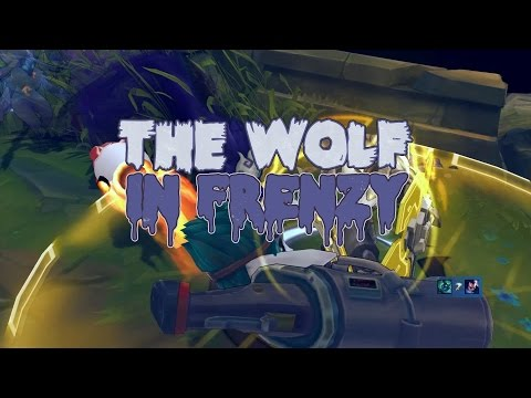 Instalok - The Wolf In Frenzy [Kindred Song] (Tove Lo - Talking Body PARODY)