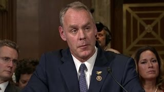 Zinke: Zero tolerance for sexual harassment