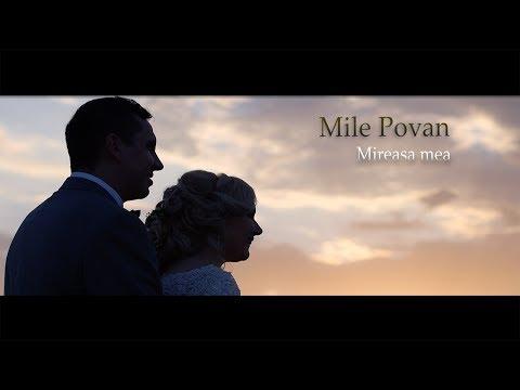 Mile Povan-Mireasa mea (Official video 2017)