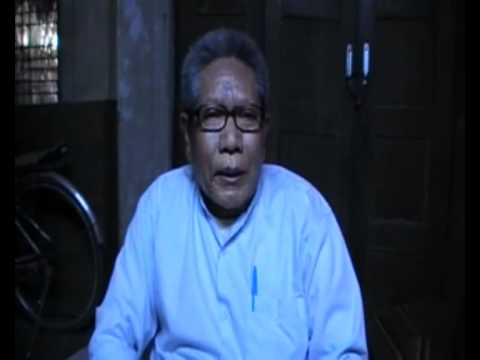 U Htay,banned lawyer and activist,talks his experiences in prison