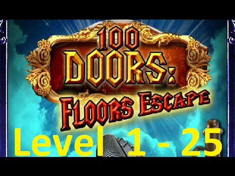 100 Doors Floors Escape Level 1 25 Tower 100