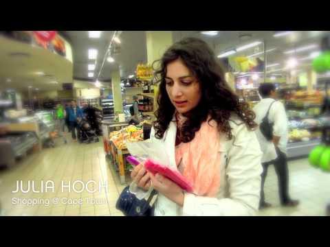 Julia Hoch Shopping @ Cape Town