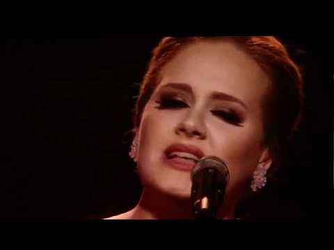 The BRIT Awards 2011 - Adele sings Someone Like You