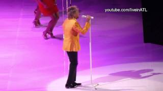 Rod Stewart - Love Train - Atlanta 2011