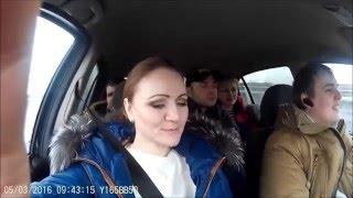 Дорога в Суздаль из Москвы (2016)(В этот раз мы едем на машине из Москвы в Суздаль. Расскажем о пробках во Владимире, о том, когда лучше ехать..., 2016-03-26T18:45:26.000Z)