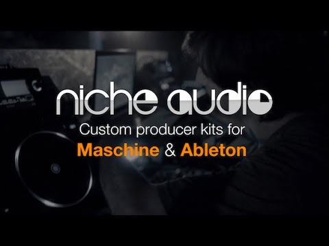 Niche Audio Introduction Maschine and Ableton Live